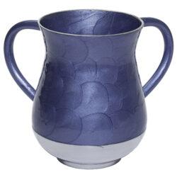נטלה מהודרת קלה מאלומיניום בגוון כחול