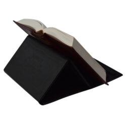 סטנדר דמוי עור שחור